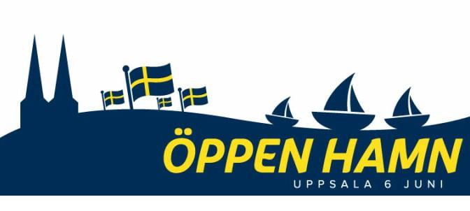 Öppen hamn på nationaldagen