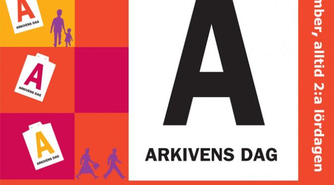 Arkivens Dag 14 november