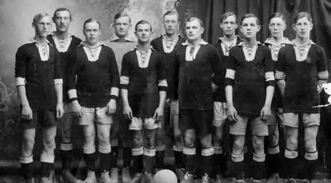 IK Sirius fotbollslag 1914.