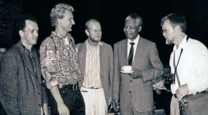 Föredragstema: Afrikas 1990-tal