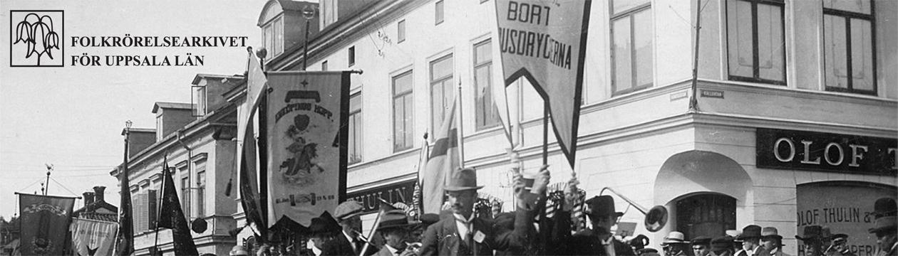 Folkrörelsearkivet för Uppsala län